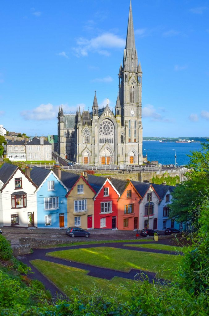 Cobh Ireland County Cork