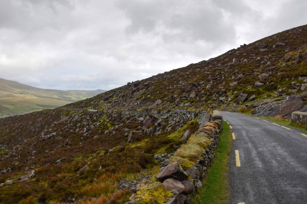 Conor Pass Driving in Ireland