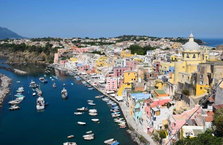 Pretty Procida is the Best Italian Island You've Never Heard Of