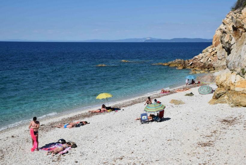Elba Island Tuscany Italy
