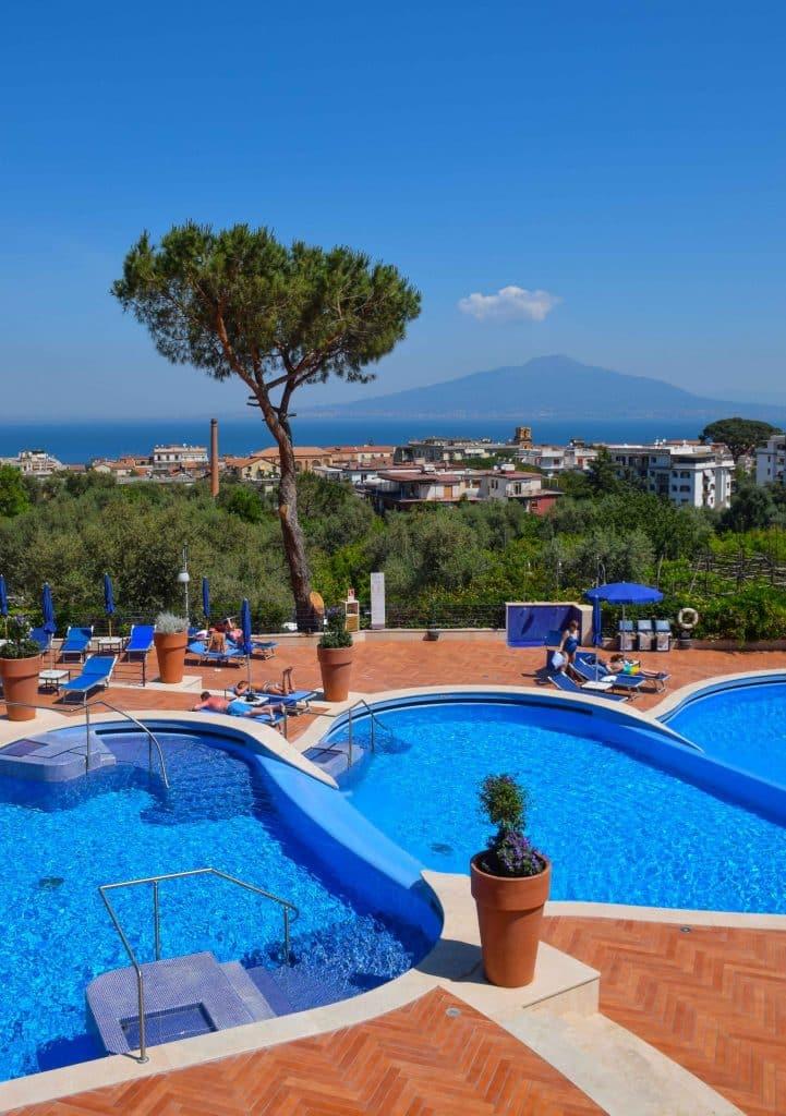 Hilton Sorrento Palace Italy