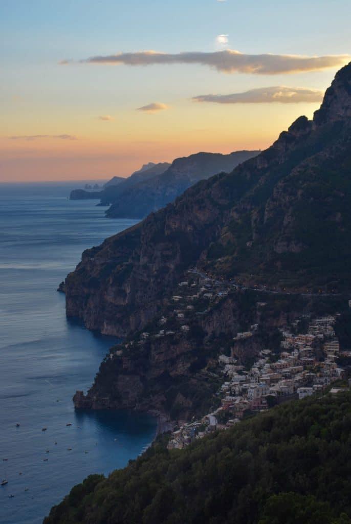 La Terra Positano Italy