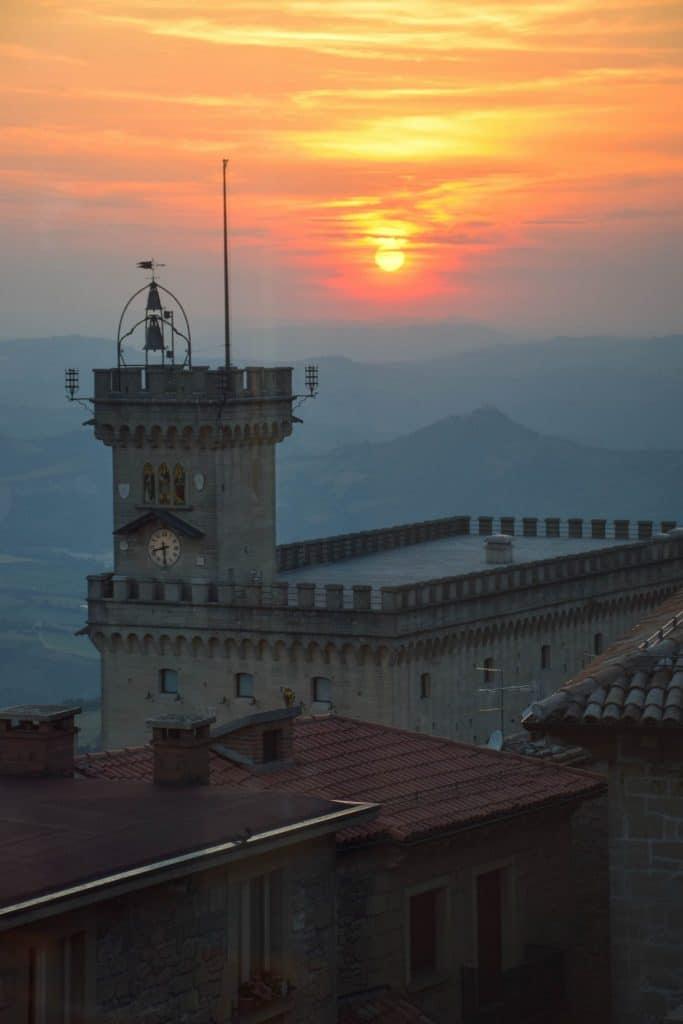 Piazza della Liberta San Marino