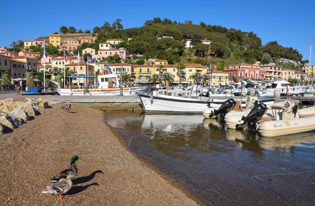 Porto Azzurro Elba Island Italy