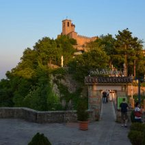 The Republic of San Marino: Italy's Mountaintop Microstate