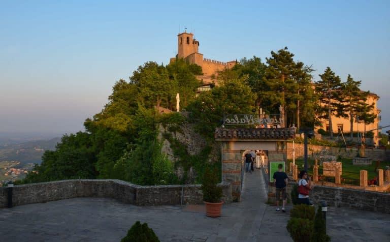 The Fairytale Republic of San Marino: Italy's Mountaintop Microstate