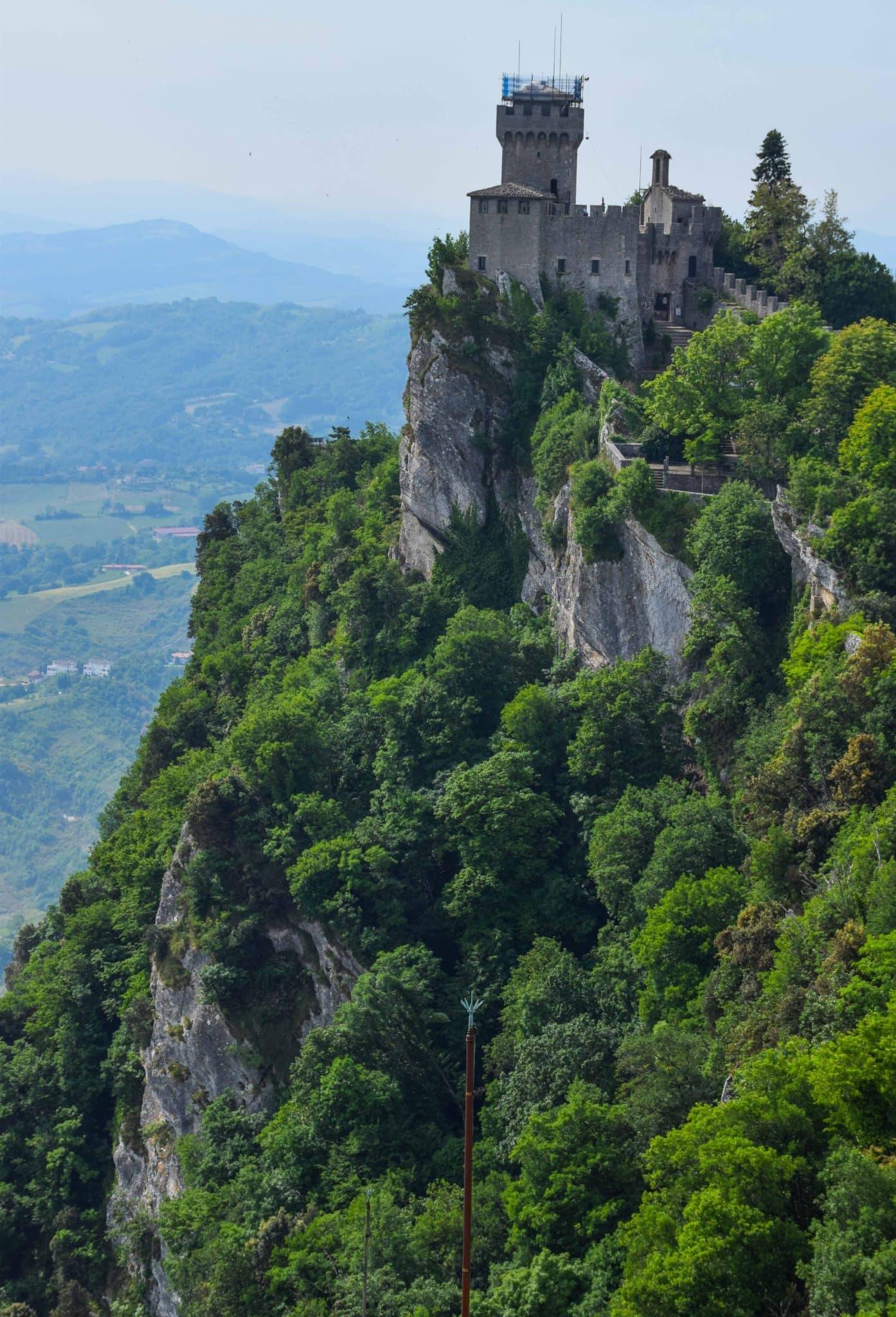 San Marino Second Tower