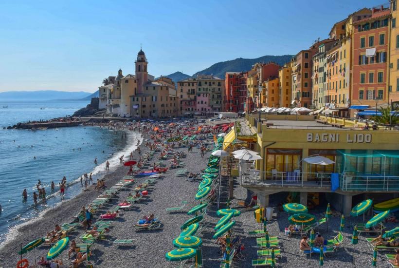 Camogli Italian Riviera Italy