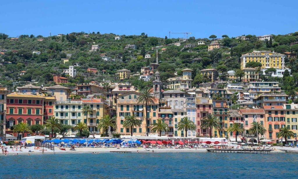 Santa Margherita Ligure Italy Italian Riviera