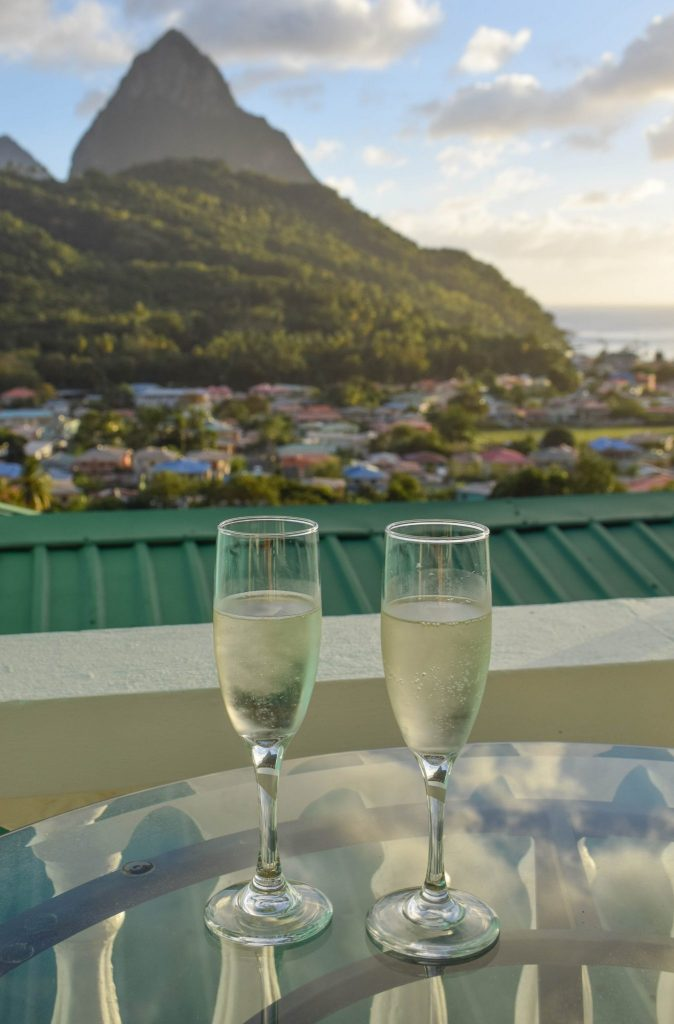 Saint Lucia Airbnb apartment