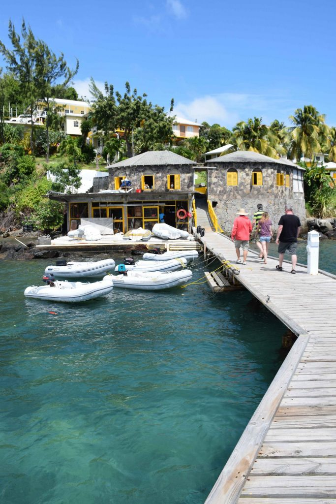 Barefoot Offshore Sailing School St Vincent