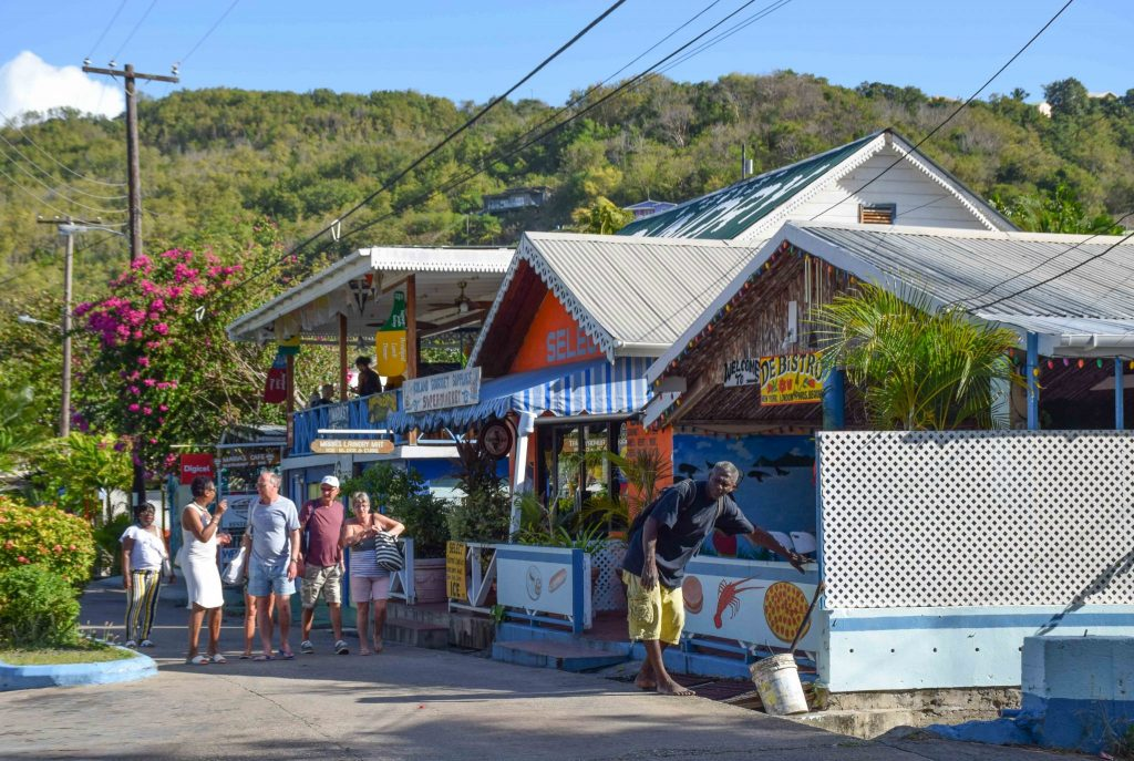 Learning How to Sail Bequia Grenadines