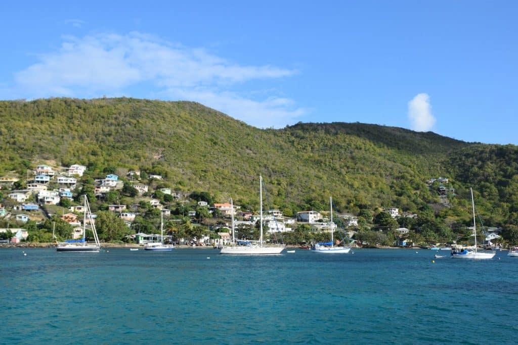 Bequia St Vincent Grenadines
