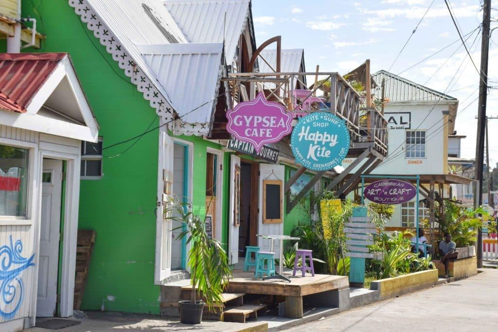 Clifton Union Island Grenadines