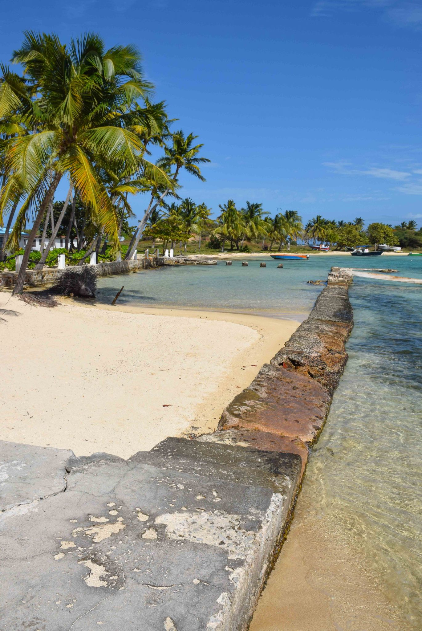 Clifton Union Island St Vincent Grenadines