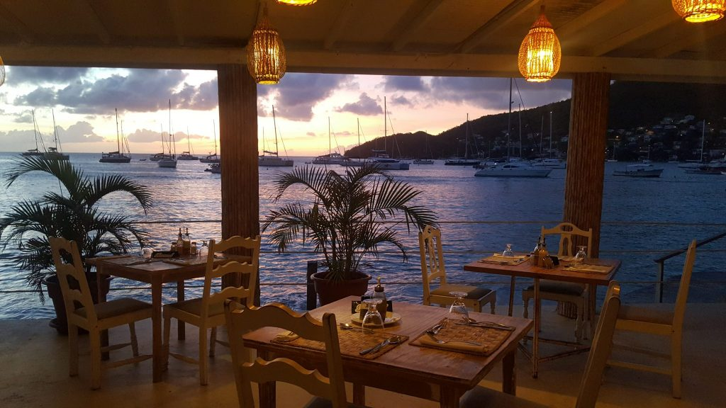 Fig Tree Restaurant Bequia Caribbean
