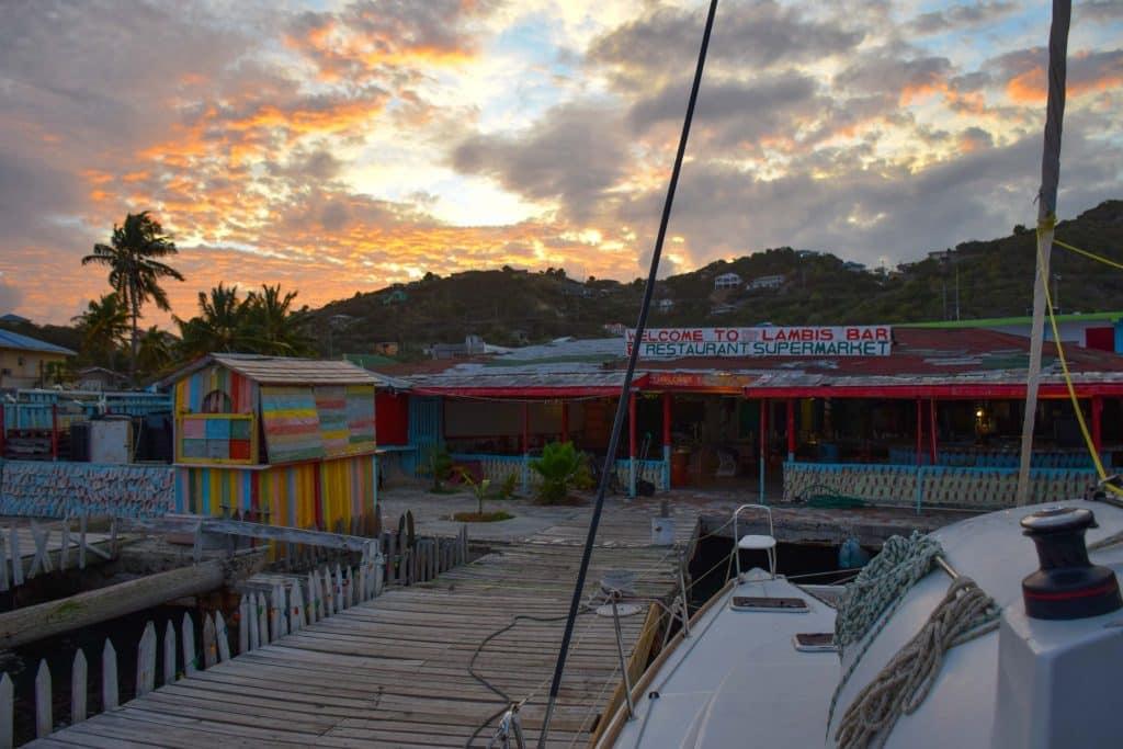 Lambis Union Island Grenadines