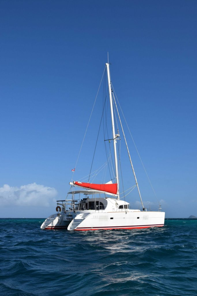 Learning to Sail Caribbean