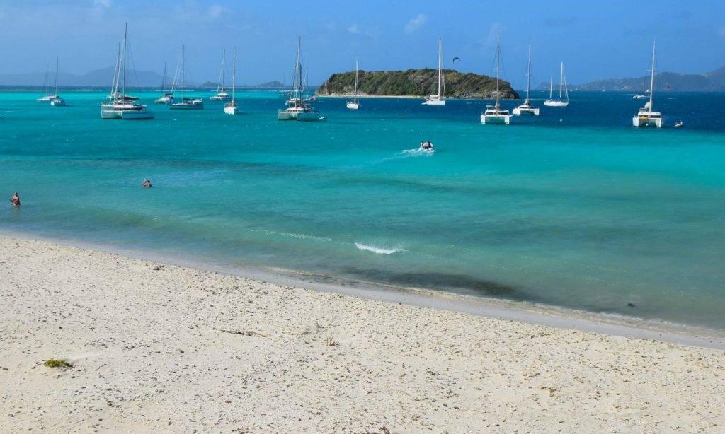 Sailing St Vincent Grenadines