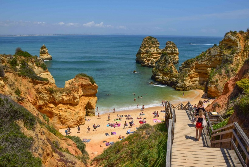 Algarve Beaches Portugal Travel Guide