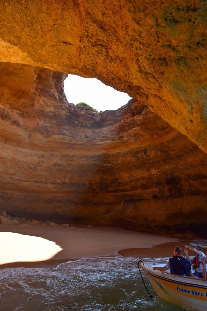 Benagil Caves Algarve Portugal
