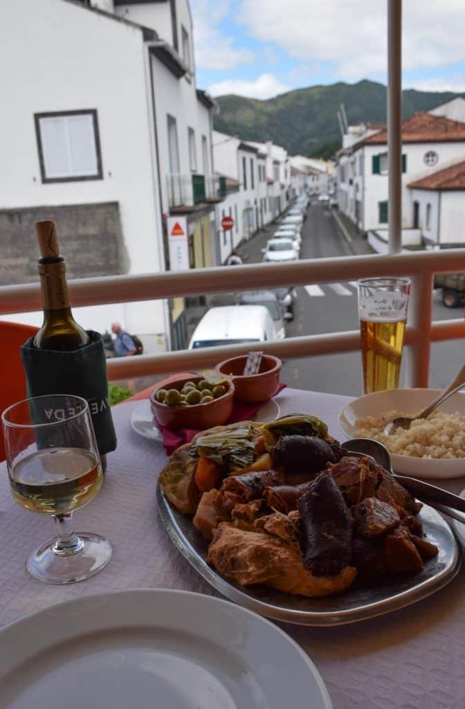 Cozidos da Furnas Azores