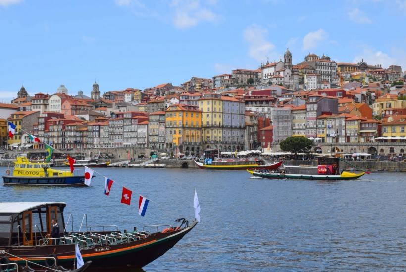 Douro River Porto Portugal