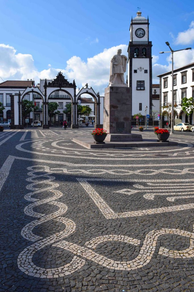 Ponta Delgada Azores Portugal