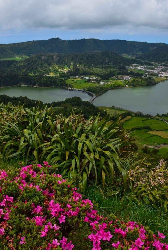 Sete Cidades Azores Portugal