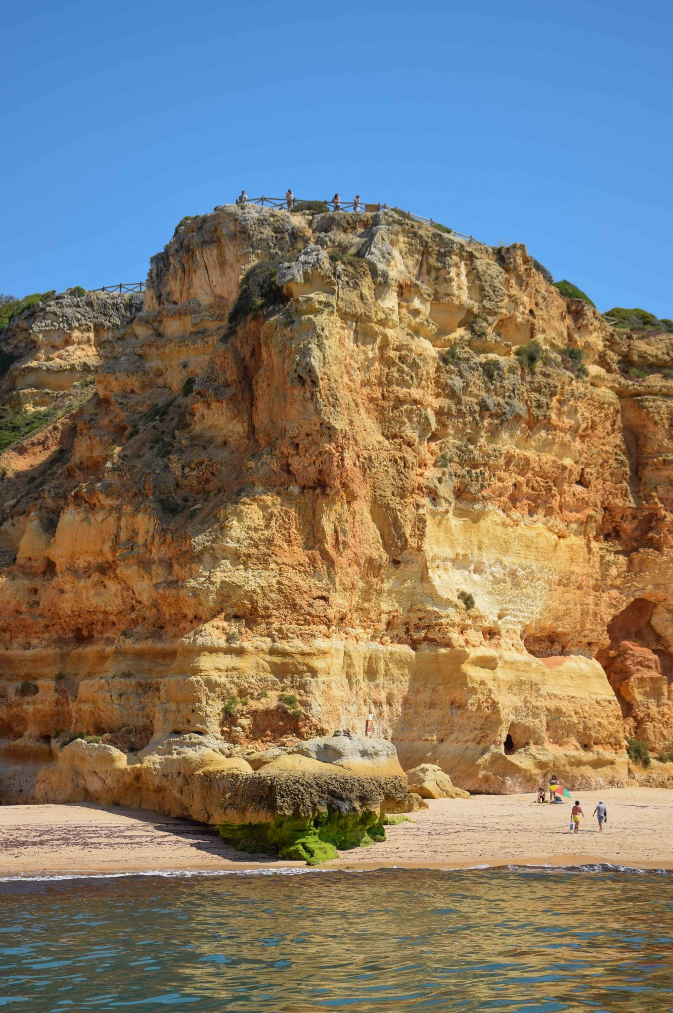 Seven Hanging Valleys Trail Algarve Beaches Portugal