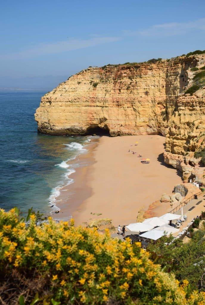 Vale Centeanes Algarve Portugal