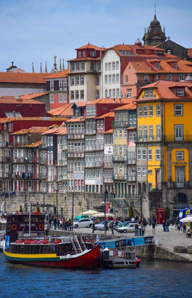 Porto Portugal Architecture