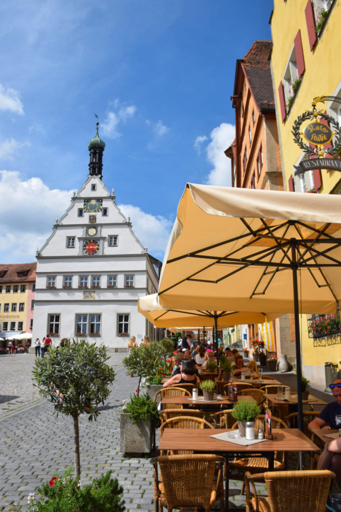 City Councilors Tavern Rothenburg ob der Tauber Germany