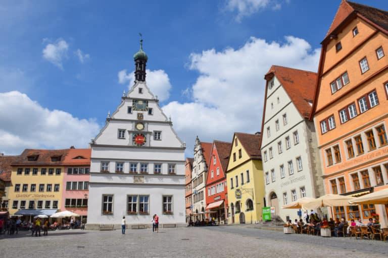 Rothenburg ob der Tauber: Germany's Fairy Tale Christmas Village