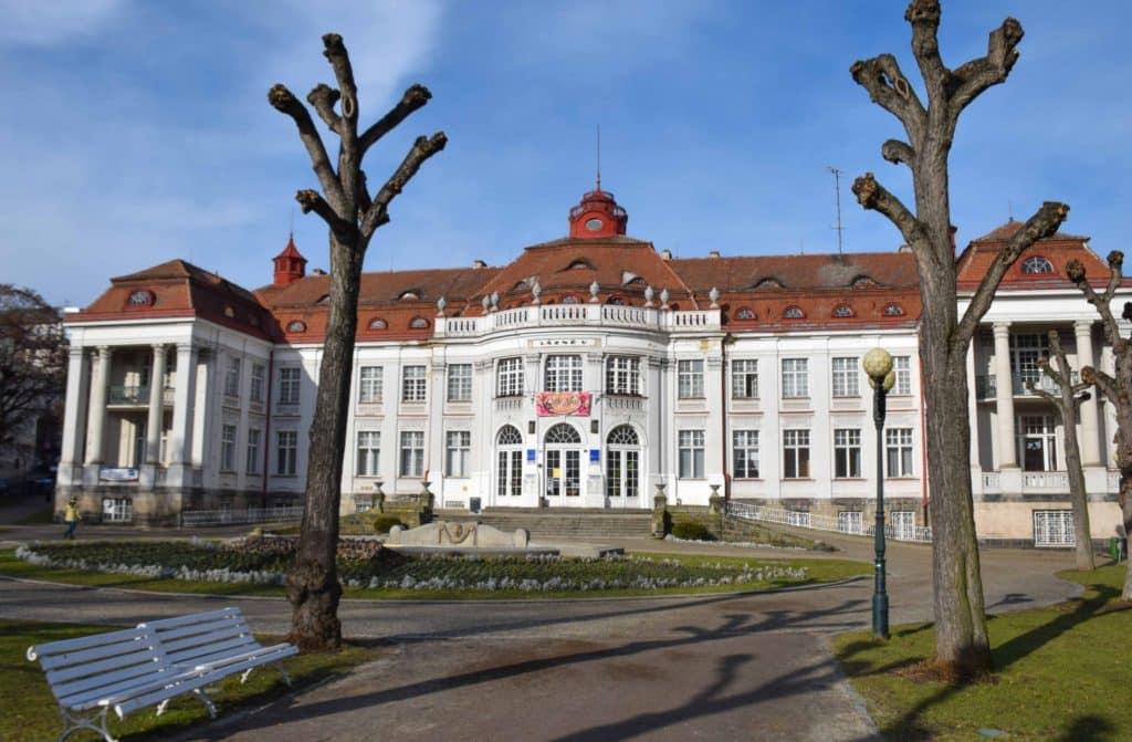 Elizabeth Baths Karlovy Vary Spa