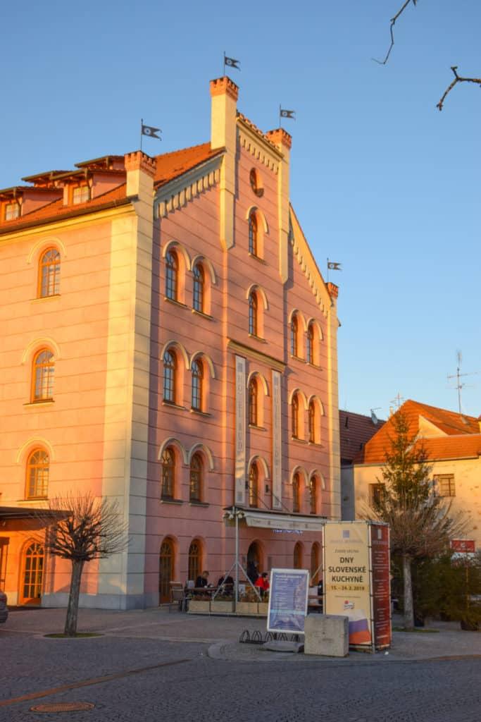 Hotel Budveis Ceske Budejovice