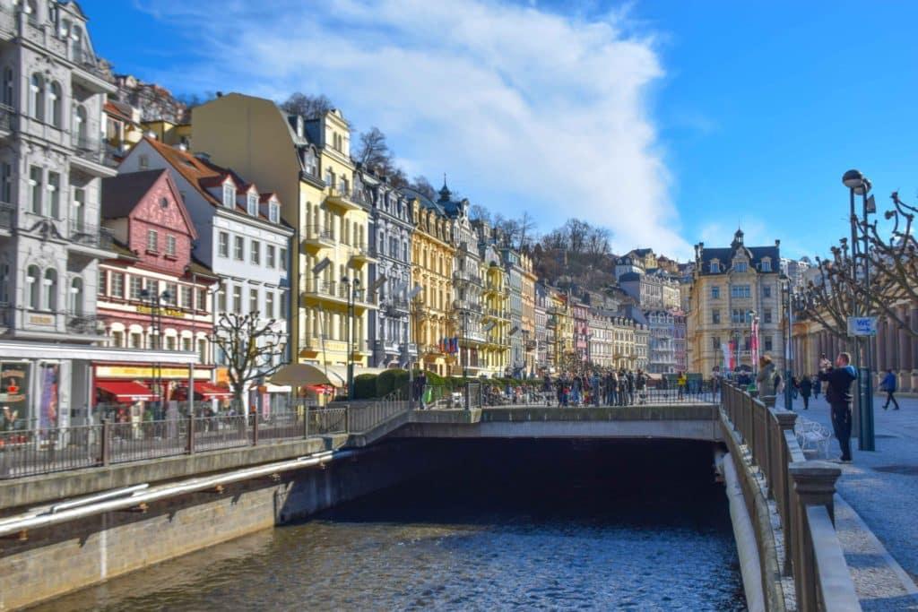 Karlovy Vary Spa Town