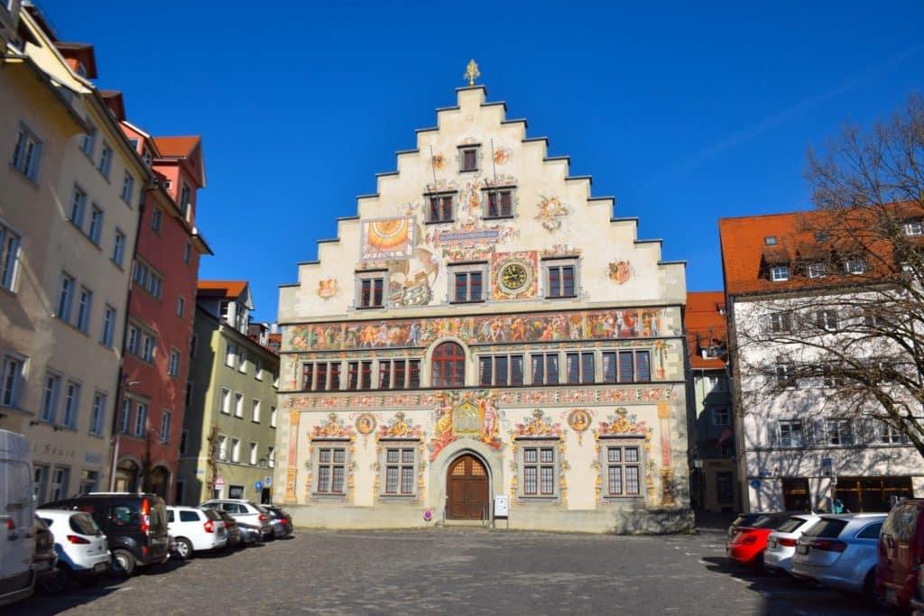 Old Town Hall Lindau Germany