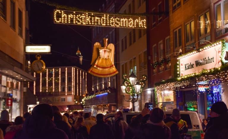 Germany's Best Christmas Markets: Nuremberg's Christkindlesmarkt