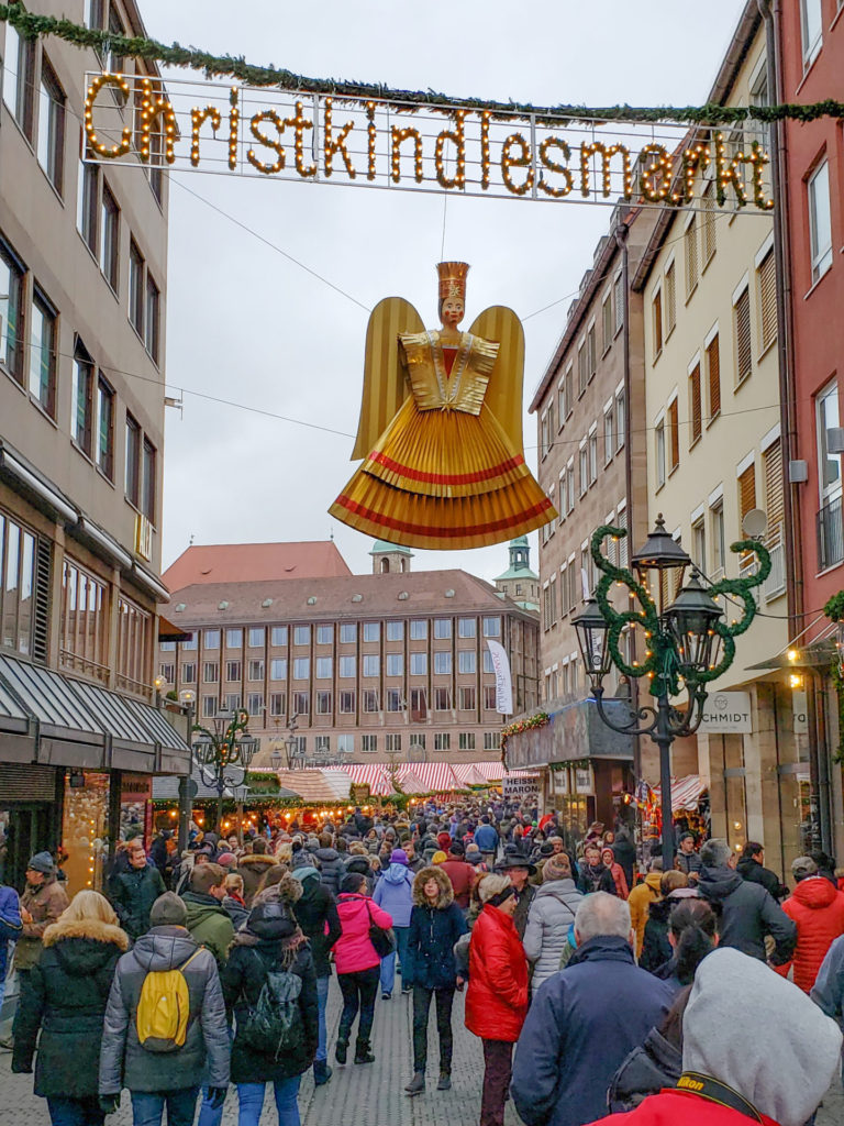 Germany Best Christmas Market Nuremberg