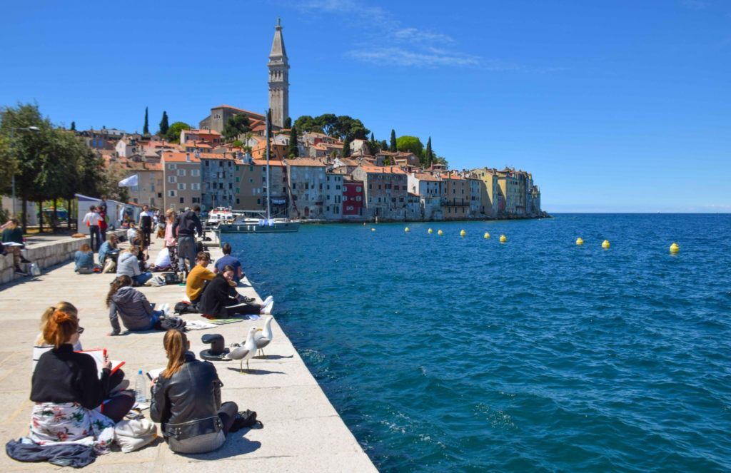 Rovinj Croatian Coast