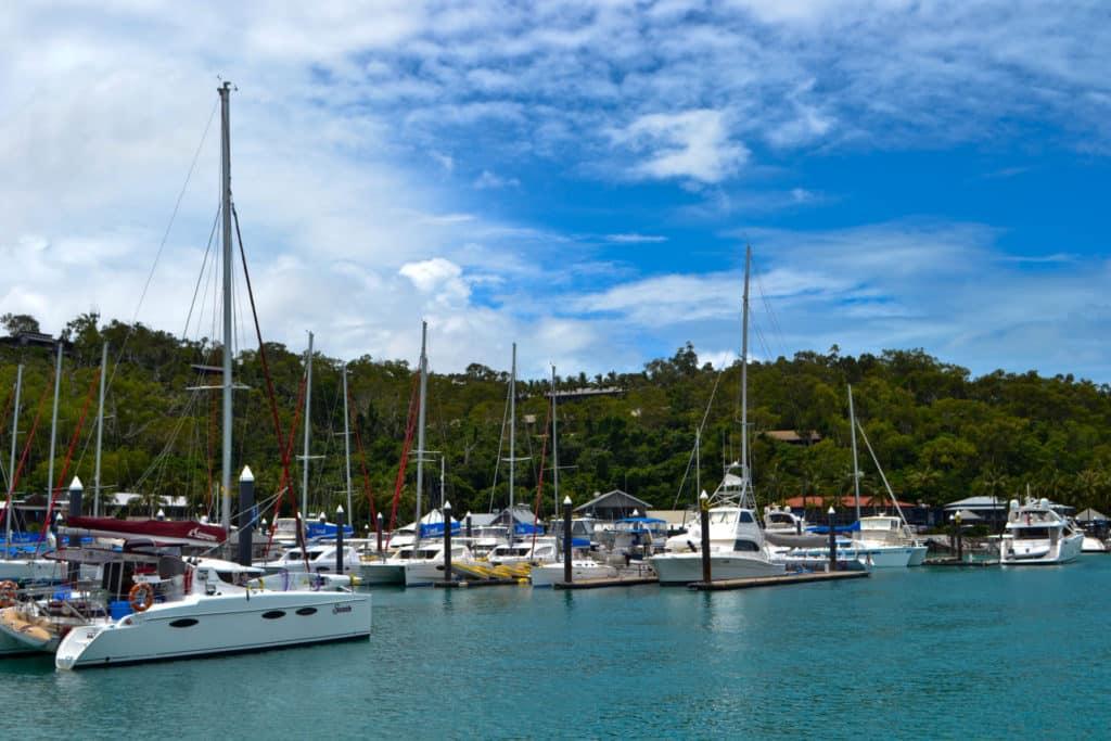 Hamilton Island Whitsundays Australia