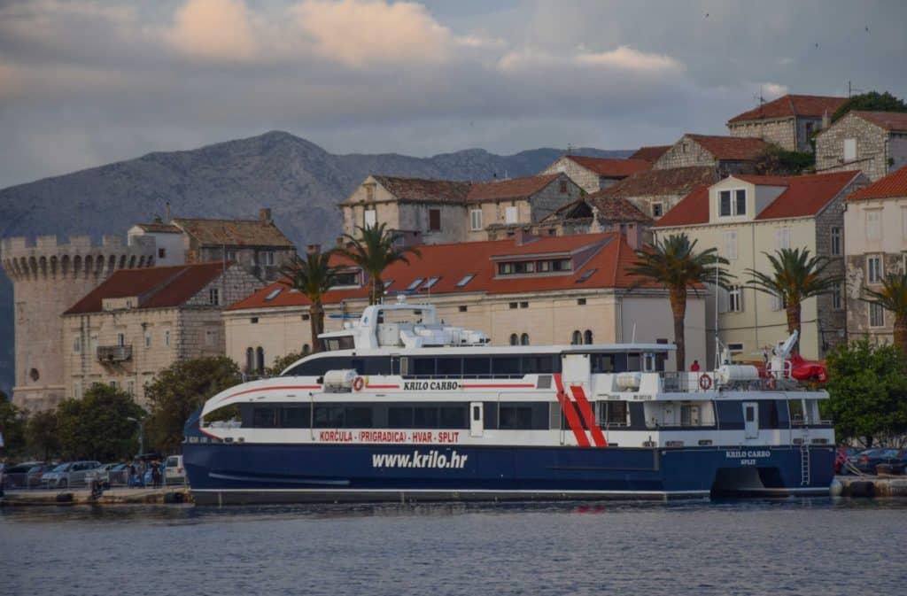 Kapetan Luka Catamaran Croatia