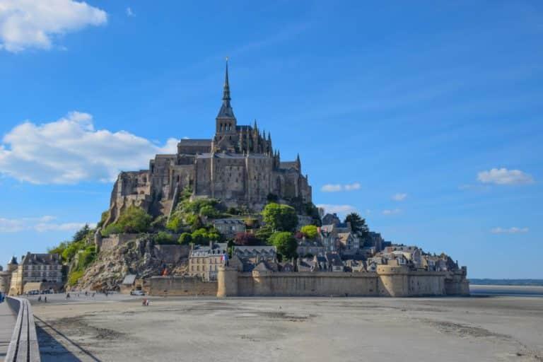 How to Visit Mont Saint Michel from Paris (by Train, Car or Tour)