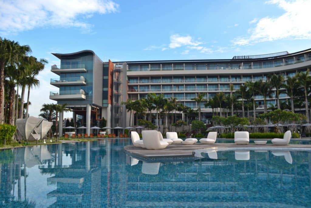 W Sentosa Cove Singapore