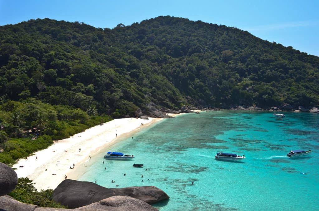 Similan Islands