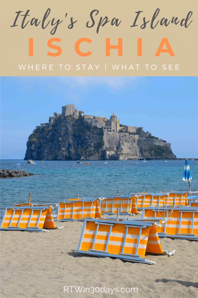 Ischia Italy Spa Island