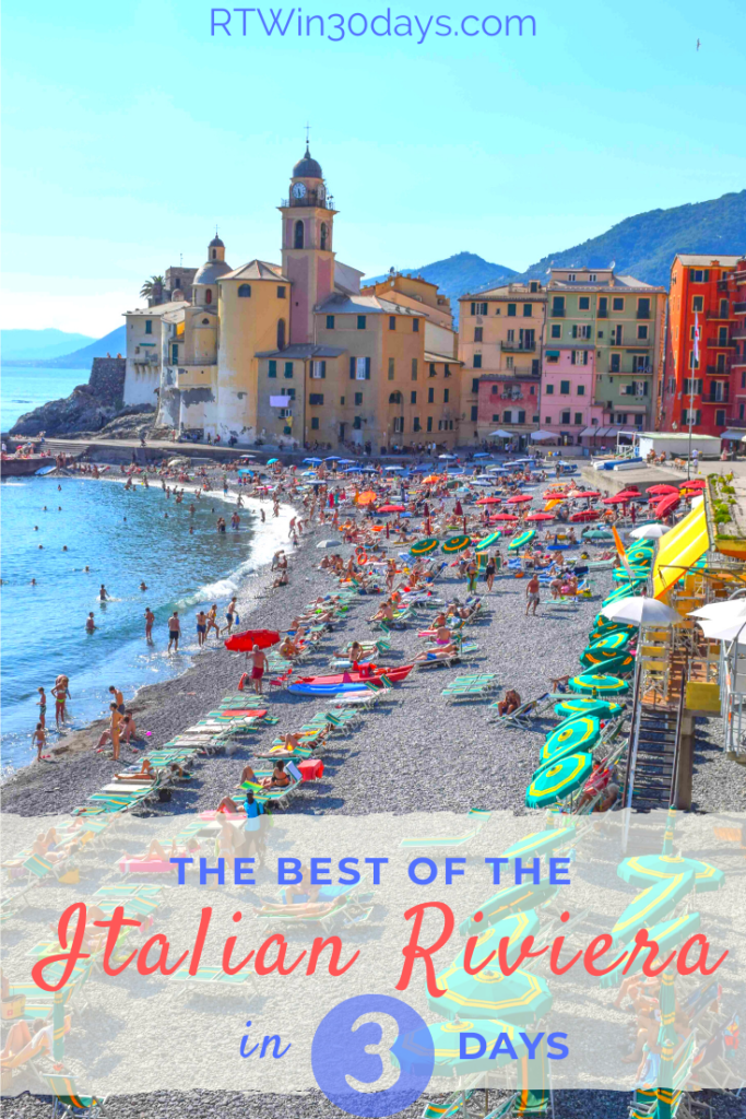 Camogli Italy Riviera