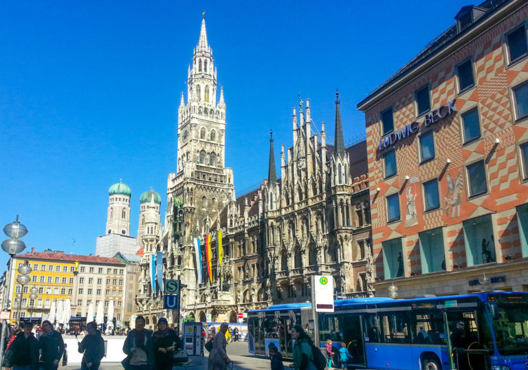 Missing Munich