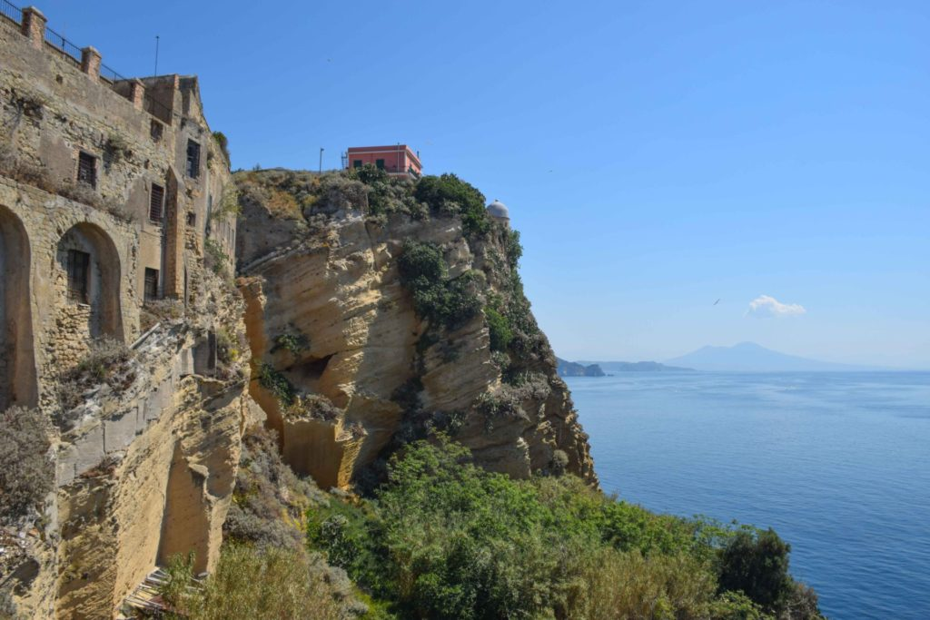 Terra Murata Fortress Procida Italy